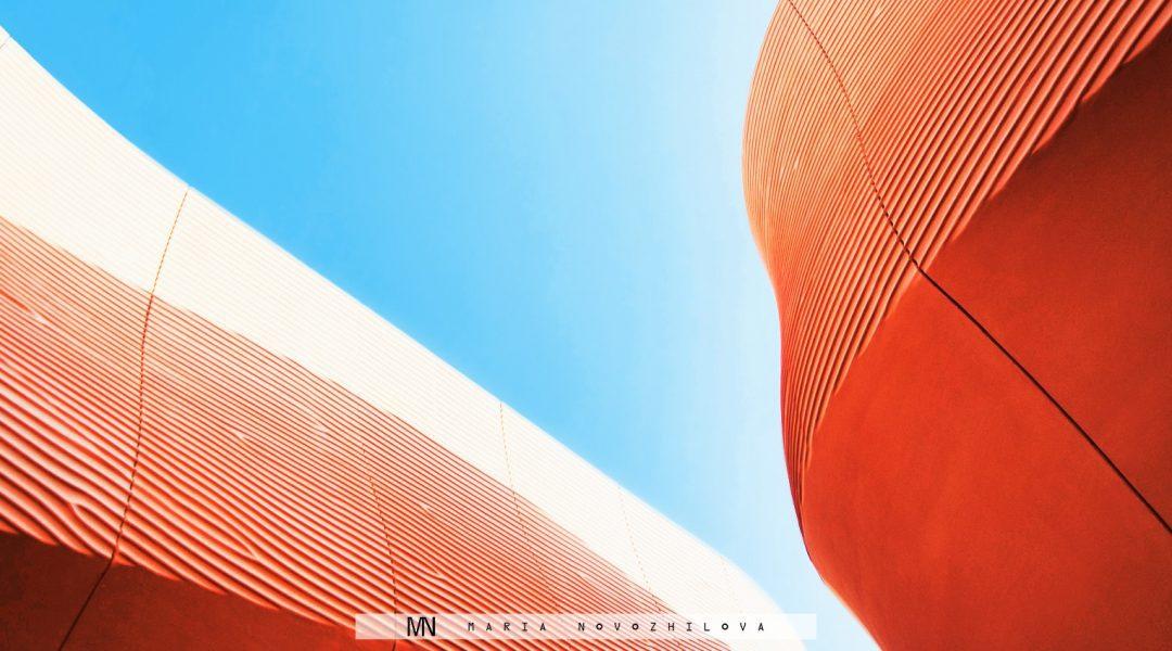 Best of Expo: desert city at the UAE Pavilion