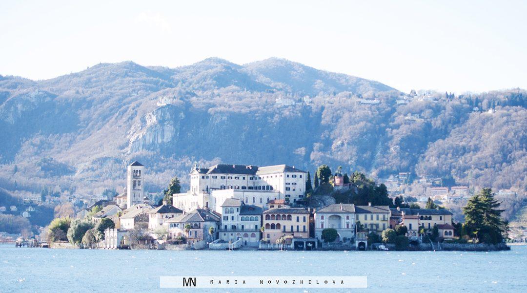 Magic Island of Lake Orta