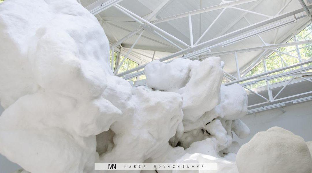 Breathtaking Swiss Cloud at Venice Biennale