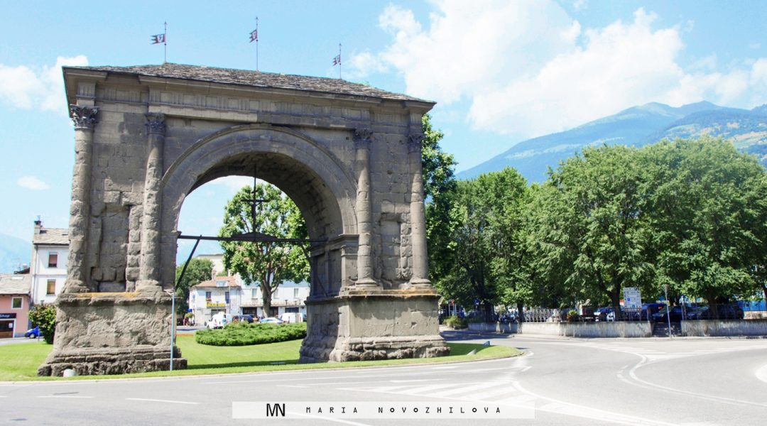 Dizzying Aosta: Between Mountain Peaks and Ancient Architecture