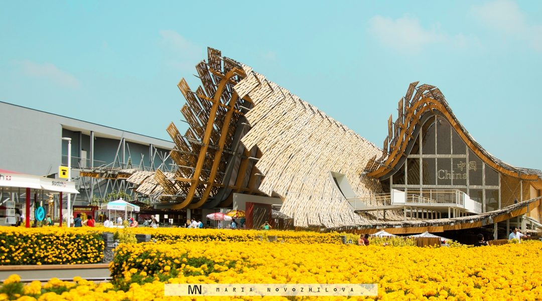 Best of Expo 2015: technologic wheat fields of China
