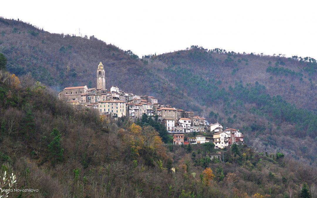 Castelvittorio: small treasures of Liguria region