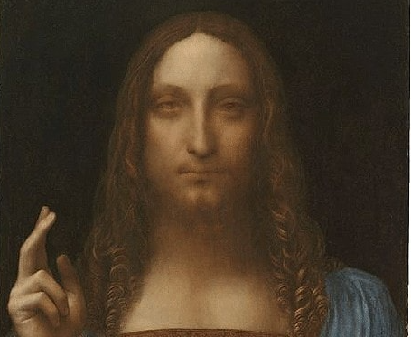 The Price for a Savior: Owning a Piece of Da Vinci