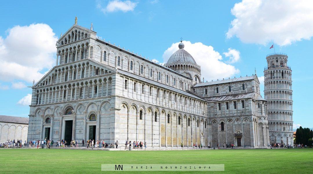 Piazza dei Miracoli in Pisa: legends & miracles