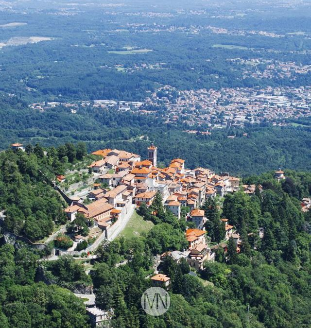 Sacred Mount of Varese: a Cool Escape From the Heat of Milan