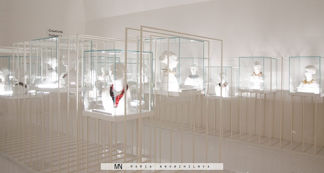 Brilliant! Innovative Italian jewelry on show at La Triennale in Milan