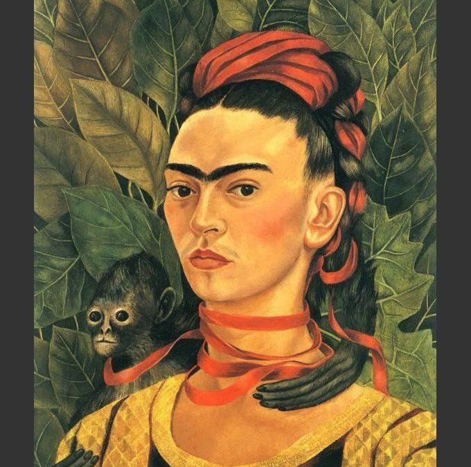 Frida Kahlo at the Scuderie del Quirinale