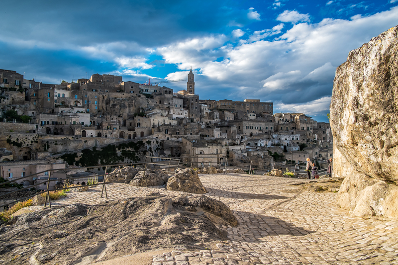 A Journey through Italy's Past