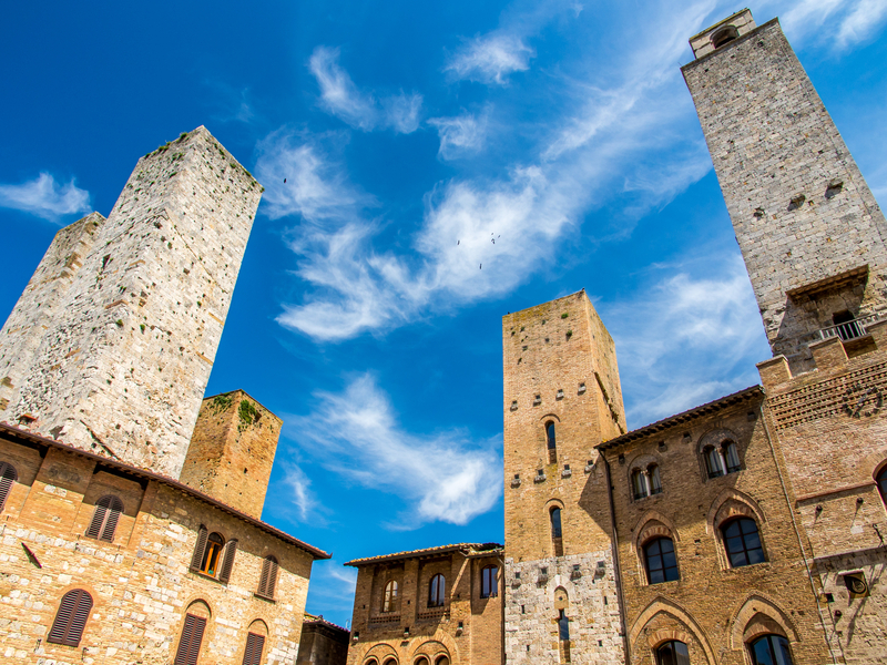 A Journey of a Lifetime, Italy Discovered