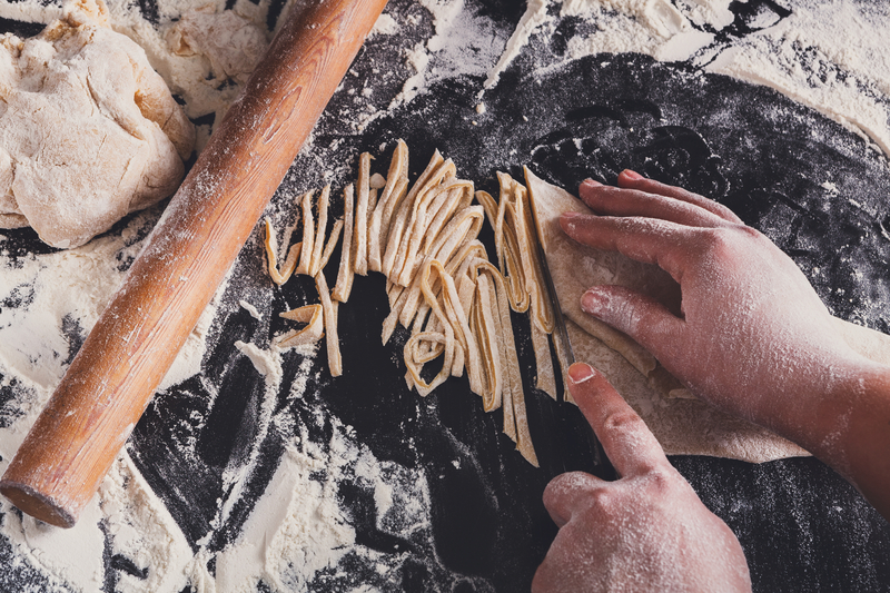 Cooking & Art in Central Italy
