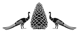 cultural italy logo black
