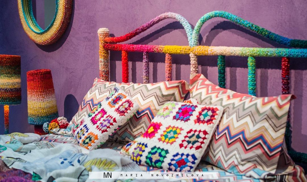 """Missoni's """"Home Sweet Home"""" by Alessandra Roveda"""