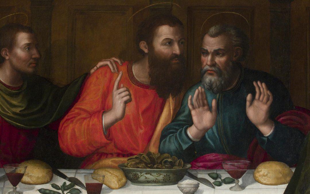 A Phenomenal Woman: Plautilla Nelli's Last Supper restored