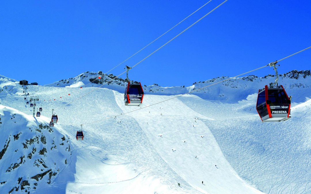 Adventures by Land: Skiing in Italy