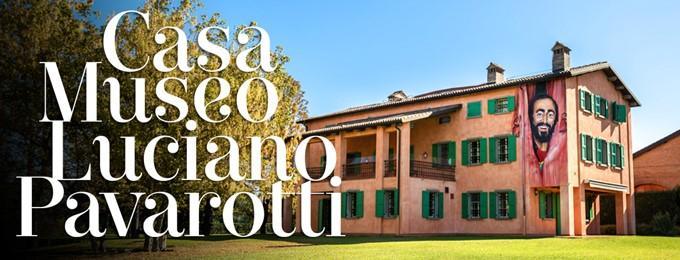 Luciano Pavarotti: Tour the Maestro's Home in Modena
