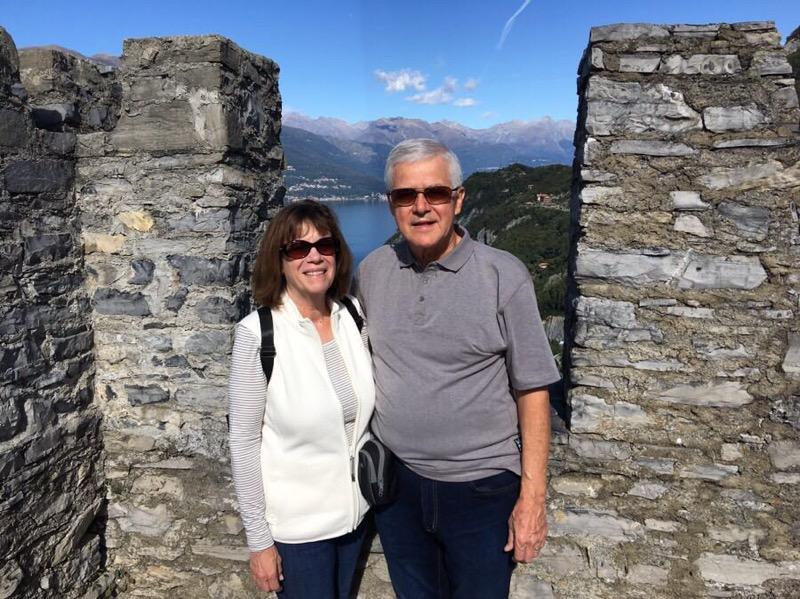 William and Susan Monroy
