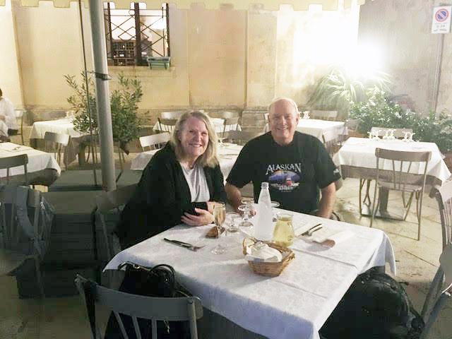 John and Sue Thompson