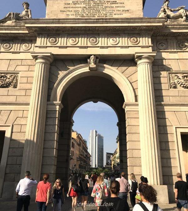 Porta Nuova: A New Life in Milan