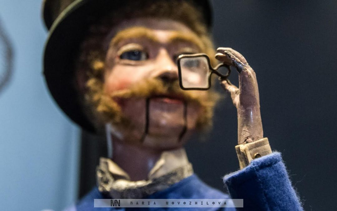 Toys As You Have Never Seen Them Before: Doll Museum in Angera / Lake Maggiore