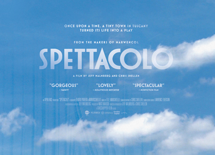 Spettacolo: a Small Tuscan Village Tells its own Story