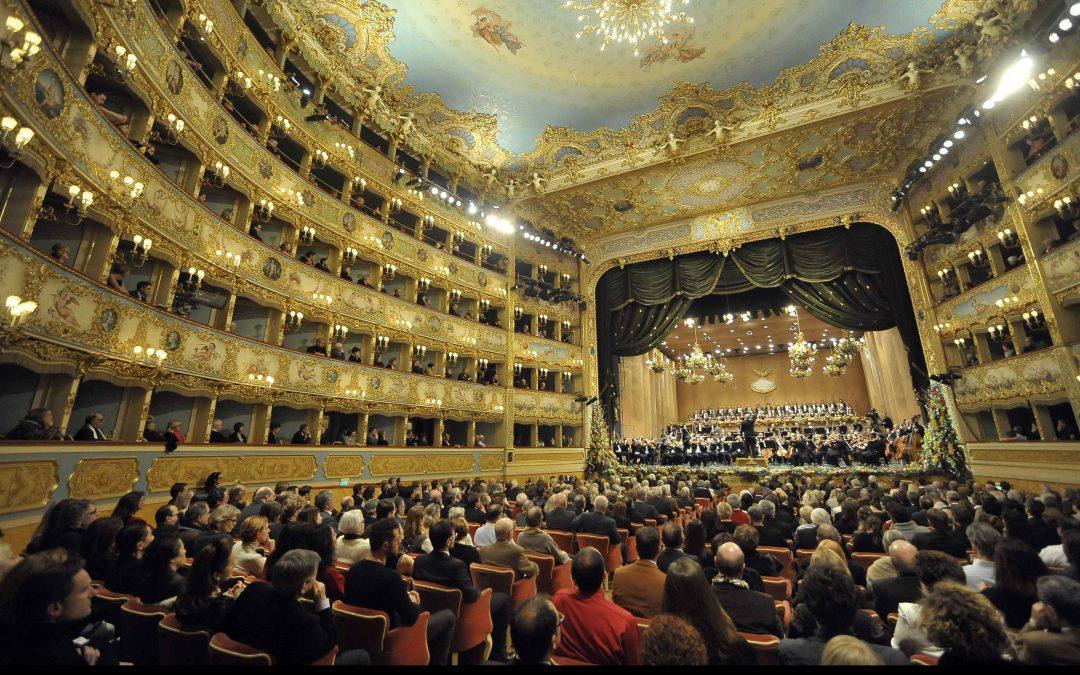 La Fenice Venice Opera Theater