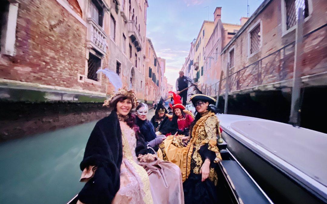 Carnevale di Venezia: The Beauty, the Vanity and the Dream