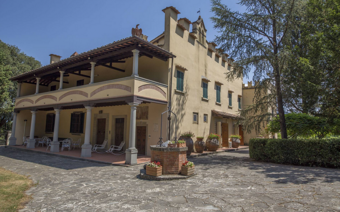 Real Estate in Italy – Castle near Florence