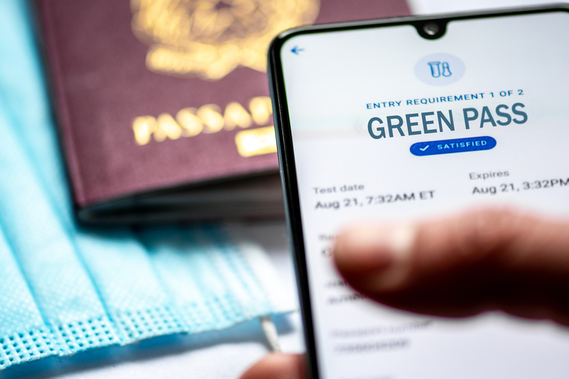 Travel to Italy 2021: Green Pass or Test