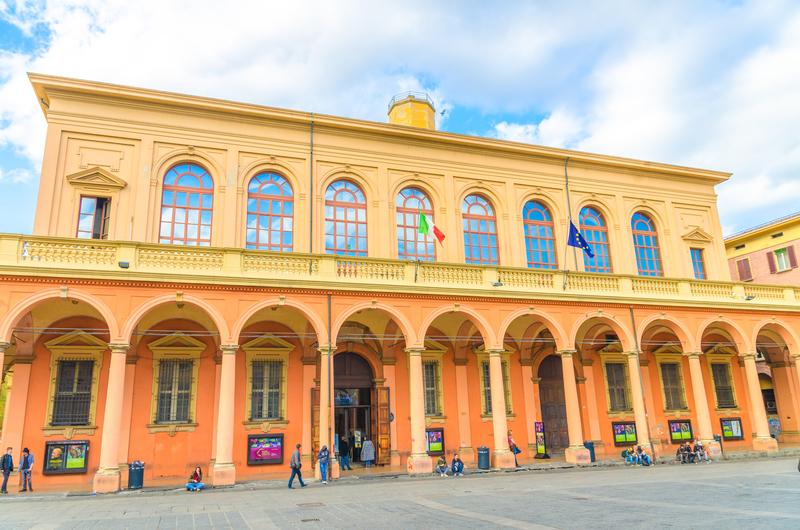 Teatro Comunale Bologna Opera Theater